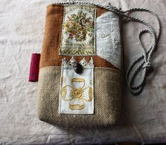 Absolutely gorgeous handmade bag by Dawn in Germany
