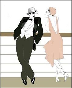 1930s, gansters and criminals attained celebrity status. Your guests can all show up at your party dressed as gansters and molls. They can go for glamour and dress as mobsters like Bugsy Siegel or they can go more casual and dress like Bonnie and Clyde.