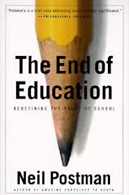 What To Know About 'The End Of Education'