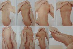 Massagem nos pés para combater Ansiedade e Depressão