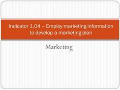 THE MARKETING MIX Product Place Price Promotion> Consumer Marketing, Marketing Plan, Market Segmentation, Marketing Information, Marital Status, Brand Management, How To Run Longer, Entrepreneurship, Behavior