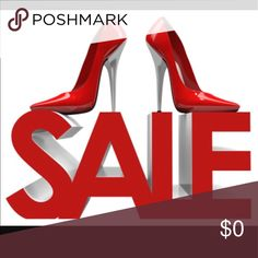 Shoe Sale!!! All Shoes marked down Shoes