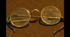 Óculos usados por Lampião; a peça, do acervo do Museu de Serra Talhada (PE), foi…