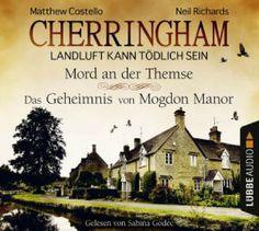 """Rezension zum Hörbuch """" Cherringham - Folge 1 & 2: Landluft kann tödlich sein. Mord an der Themse und Das Geheimnis von Mogdon Manor.  Ein sehr gelungenes Hörbuch, was ich jedem empfehlen kann der auf Krimis steht. Es sind sehr schöne kurze Krimis für zwischendurch.  #Krimi #Hörbuch #Cherringham  Euer Büchertraumteam"""