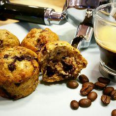 Muffins végans bananes et éclats de chocolat – Copyright © Gratinez