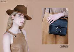 A Fashion Friend Bruin brown editorial fashion online