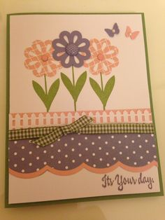 Mother's Day card for Iola.