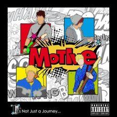 2010 Motive - It's Not Just A Journey... [Motive (UK)] Roy Lichtenstein style #albumcover