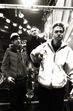 Watch out! Yauch will bop ya! Photo by Pig Mag