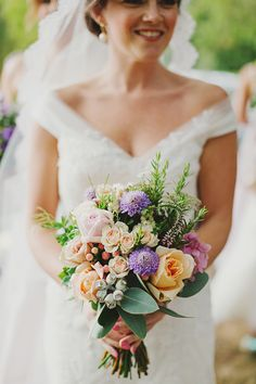Image by Jonathan Ong - A Rustic And Beautiful Destination Wedding At Red Hill Estate in Australia With A Collette Dinnigan Dress With An Outdoor Ceremony And A Handpicked Rose Bouquet Photographed By Jonathan Ong.