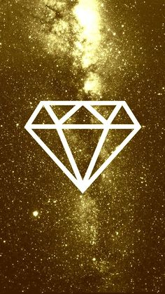 Gold diamond wallpaper by - - Free on ZEDGE™ Pink Diamond Wallpaper, Iphone Wallpaper Glitter, Wallpaper Backgrounds, Gold And Black Wallpaper, Iphone Wallpapers, Small Diamond Rings, Tumblr Art, Wall Paper Phone, Pretty Wallpapers