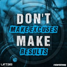 What will you choose to do? #startstrong