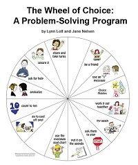 Wheel of Choice: A Problem-Solving Program E-Book Download (PDF File)
