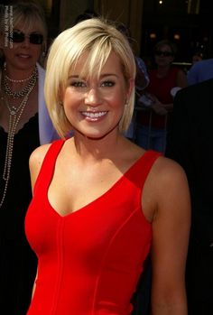 Kellie Pickler with short hair