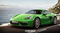 Porsche 718 Cayman Can't Come A Day Too Soon