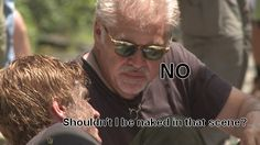 Gary Ross: Killing the fangirls at every turn.