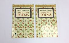 Dover Thrift Editions: Selected Poems by Emily Dickinson (1990, Paperback, New E
