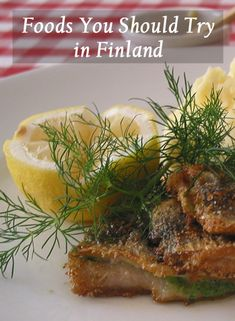 Foods You Should Try in Finland