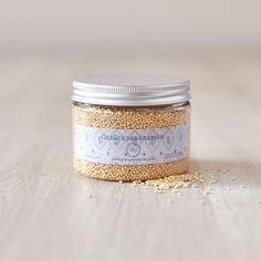 Cynthia Barcomi Shop :: Streusel Nonpareilles gold
