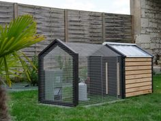 Up and Farm - Up and farm Chicken Coop Garden, Chicken Home, Veg Garden, Home And Garden, Chicken Coop Designs, Animal House, Chickens Backyard, Coops, Dog Houses
