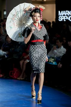 Fashion Nation 2014 – Denny Wirawan – The Actual Style