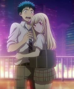 Ryu Yamada x Urara Shiraishi Best couple ever. Spoiler they become a Couple in the End.