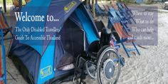 Have you ever felt like camping on your own deserted island? It's all possible with accessible Thailand