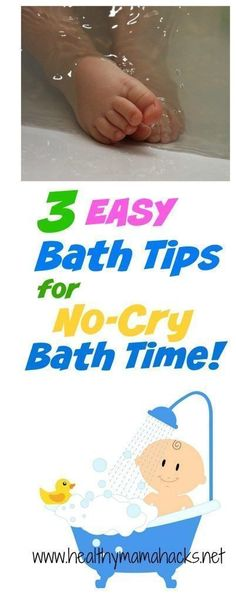 Easy baby bath tips for a stress free bath Healthy Mama Hacks – Unique Baby Bathing Baby Tritte, Baby Sleep, Third Baby, First Baby, Mama Hacks, Baby Baden, Lamaze Classes, Baby Bath Time, Bath Time For Babies