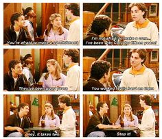 """Because they were in it for the long run. 