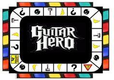 Board game printies photo: Game Board Game Guitarhero.jpg