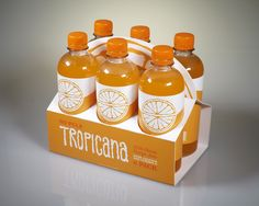 Tropicana Rebrand and Package on Behance
