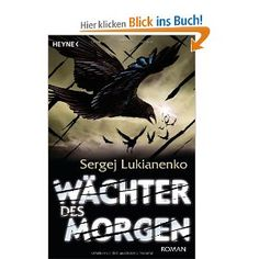 "There is a new book in Lukianenko's ""Wächter"" series. What else do you need to know?"