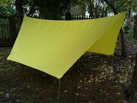 How to make a DIY Camping Hammock Tarp: MYOG 1