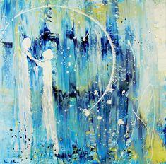Forever 36x36 Art World, Art Gallery, Lisa, Artist, Painting, Art Museum, Artists, Painting Art, Paintings