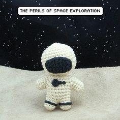 Peligros de los viajes espaciales / The Perils of Space Exploration http://needlenoodles.com/home/node/147