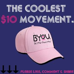 http://www.ShopBYOU.com - The coolest girls' clothes that STAND OUT!