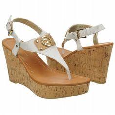 Women's Tommy Hilfiger Mariko White/Ambra Shoes.com
