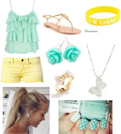"""I Heart Liam"" by marrymenarry on Polyvore"
