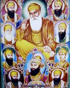ੴ Sikh Gurus ੴ