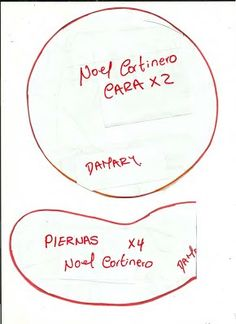 Noel Cortinero - Aprendamos Juntos Bed Spring Crafts, Christmas Holidays, Christmas Crafts, Christmas Patterns, Crafts To Make, Arts And Crafts, Curtain Holder, Santa, Place Card Holders
