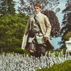 https://www.instagram.com/p/BFMNsblHFGC/ #SamHeughan #outlander #OutlanderIT #OutlanderFans #outlanderstarz #starz #outlanderseries #outlanders2 #JamieFraser #JAMMF.