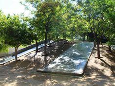 Parc diagonal mar barcelona