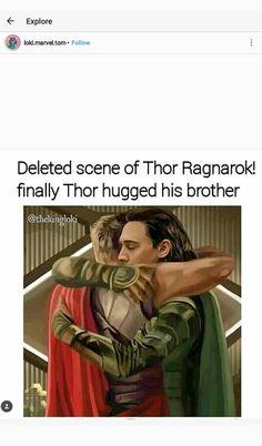 Dammit, Marvel! I needed this hug!😩