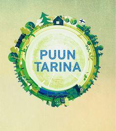 Puun tarina Teaching Aids, Science, Elementary Schools, Finland, Environment, Education, Illustration, Nature, Crafts