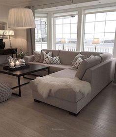 Adorable Gorgeus neutral living room ideas (47) The post Gorgeus neutral living room ideas (47)… appeared first on 99 Decors .