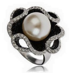 sales sales pearl ring by otellodesign on Etsy
