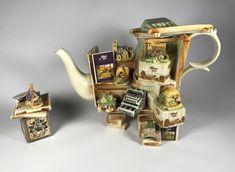 Tea Cup Saucer, Tea Cups, Chocolate House, Happy Tea, Tea For One, China Tea Sets, Market Stalls, Tea Time, Tea Party