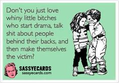 Who Start Drama - #Ecard, #Ecards, #Funny, #FunnyEcard, #Humor