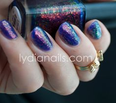 Lydia's Nails: Color Club Girl About Town Collection