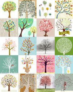 I heart trees.